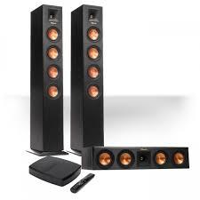 klipsch floor standing speakers. klipsch reference premiere hd wireless 3.0-channel floorstanding speaker system floor standing speakers p
