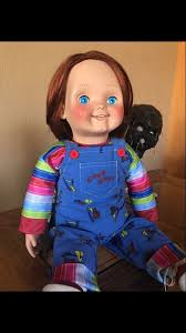 life size chucky doll life size childs play chucky doll collectibles in bloomington ca