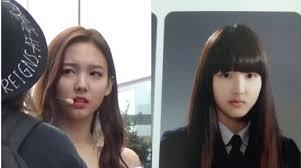 Twiceナヨンとgfriendシンビの共通点は性格が悪いと韓国でいわれている