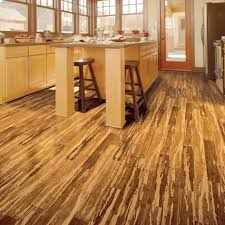 Bamboo Kitchen Flooring Flooring Ideas Kitchen Design With Red Kitchen Cabinet And
