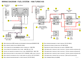 made a fuse box label for my 88 page 4 pelican parts technical bbs 1986 930 fuel system wiring diagram jpeg
