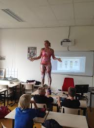 Teachers found naked in classroom