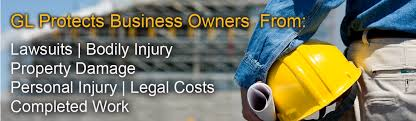 general liability insurance protects business owners from lawsuits and accidents