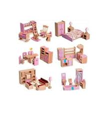 wholesale wooden doll dinning house furniture. perfect doll 6 set lot hot sale children gift kids wooden toy furniture doll house set  kitchen dinning room to wholesale e