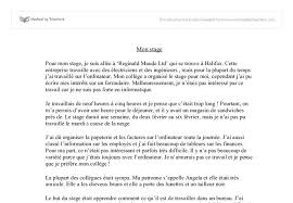 french work experience coursework gcse modern foreign languages document image preview