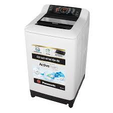 Xem giá Máy Giặt Cửa Trên Panasonic NA-F100A4HRV (10kg) - Xám Nhạt