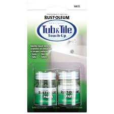 rust oleum specialty tub and tile touch up kit case of 6