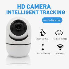 Sevimli güvenlik IP kamera 1080p kablosuz ev güvenlik IP kamera gözetim  kamera WiFi güvenlik kamerası bebek izleme monitörü|Gözetim Kameraları