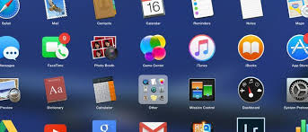 Apps Using How To Organize Your Apps Using Launchpad In Os X