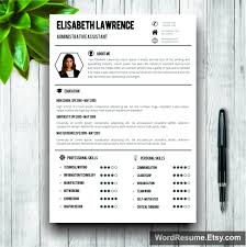 Free Resumes Templates For Microsoft Word Resume Template Free Word 100 Best Of Microsoft Word Resume 66