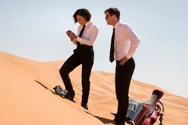Image result for mib international movie scenes