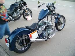 honda chopper heavy throttle