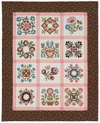 Brown Sugar S&ler Pattern | Keepsake Quilting & Brown Sugar Sampler Quilt Pattern Adamdwight.com