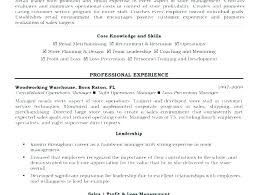 Operations Manager Resume Sample Security Hr Komphelps Pro