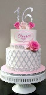 Sweet Sixteen Cake Ideas By Aly Tav Musely