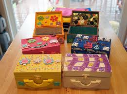 Decorating Wooden Boxes Ideas
