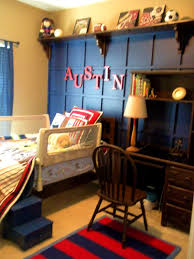Sports Themed Bedroom Decor Lovely Kids Sports Room Decor  Interiordecoratingcolors Intended For Sports Themed Bedrooms Interesting