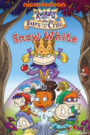 rugrats tales from the crib snow white