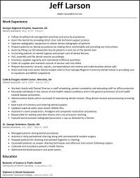 Dental Assistant Resume Template Microsoft Word Awesome Resume