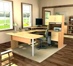 wood office desk plans terrific. Floating Office Desk White Wooden Shelves With Maple And Sleek Modern Chairs For Simple Home Ideas . Wood Plans Terrific