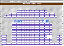 Hey Movie Theaters Stop Making Me Select A Seat The