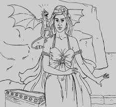 Game Of Thrones Coloring Pages Game Of Thrones Colouring In Page