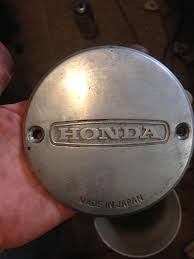1972 honda sl125 first bike after need to touch up the black