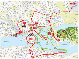hop on hop off sightseeing by bus  experience stockholm  viking line