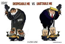 Political Cartoons on Iran