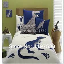 dinosaur double duvet cover uk free animals embroidered dinosaur flat sheet duvet cover pillow cases
