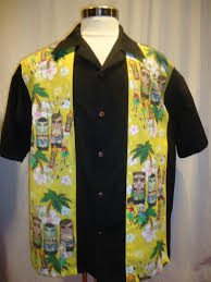 Star Trek Bathroom Accessories Star Trek Tiki Shirt Kirk And Spock Hawaiian Tiki
