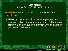 two kinds by amy tan introducing the story ppt  6 two