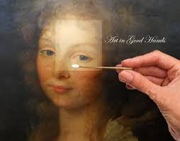 art paintings restoration fairfield county ct geary