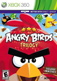 Amazon.com: Angry Birds Trilogy - Xbox 360: Video Games