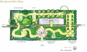 Small Picture Pollinator Garden Design Garden Design Ideas