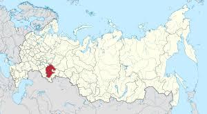 Башкортостан Википедия Республика Башкортостан на карте России