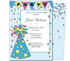 Make Birthday Party Invitations Birthday Party Invitation Maker Under Fontanacountryinn Com