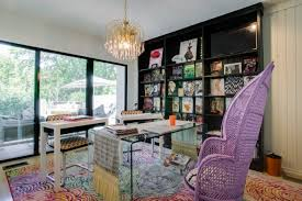 eclectic home office. 15 Motivational Eclectic Home Office Designs Youll Want To Work In