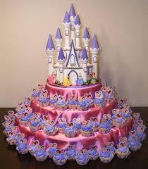 Disney Princess Birthday Cake Decorations Image Inspiration of