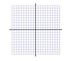 Graph Paper Template With X Y Axis Kenicandlecomfortzone