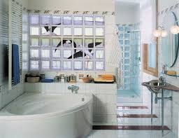 Glass Block Window In Shower simple yet nice glass block bathroom windows 6172 by xevi.us