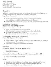 Clerical Resume Objectives Court Clerk Sample Resume Ha