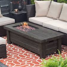 outdoor fire table. Outdoor Fire Table