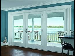 andersen patio doors andersen patio doors with blinds between the glass