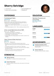 linkedin resume format the best 2019 fresher resume formats and samples