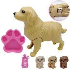 1:6 Cho Thú Cưng Chó Chức Năng Của Nhựa Cho Chó Con Búp Bê Công Chúa Phụ  Kiện Bé Gái Búp Bê Tặng Chơi Phòng Đồ Chơi Cho Ch Dolls