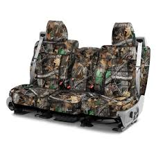 coverking realtree 1st row advantage timber custom seat covers