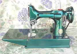 Painted Featherweight Sewing Machines