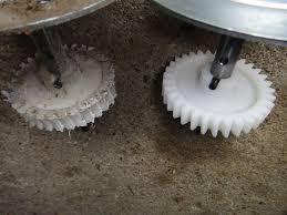 garage door opener repair replacing worn gears