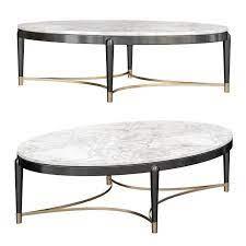 oscar marble top coffee table 102429